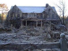Grey Gardens houses, ruin, edith beal, 1970s, aunts, abandon, greygarden, feral cats, grey gardens