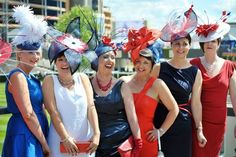 The Fascinator group
