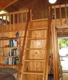 Ladder Ideas Fo Cupalo On Pinterest Library Ladder