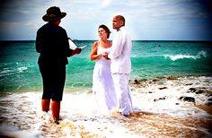 Grand Cayman Water Wedding