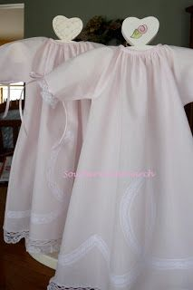 Southern Matriarch: Wee Care gowns