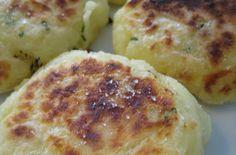 Mashed Potatoes Flaky Cakes