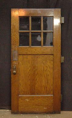Arts crafts doors i doors i doors i on pinterest for Arts and crafts style front door
