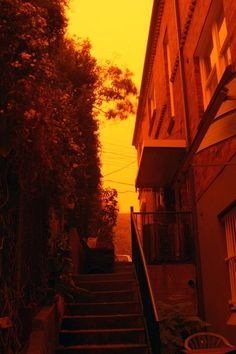 Sydney dust storm 2009