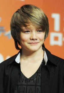 Dakota Goyo - Max from Real Steel & Young Thor from THOR. He's so cute :)
