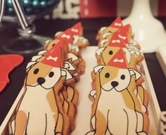 CLASSIC PUPPY PARTY by WH HOSTESS: Cute puppy cookies
