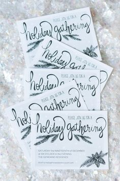 Printable Holiday Pa