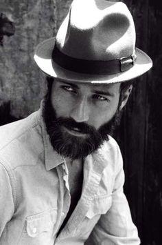 Hat & Beard