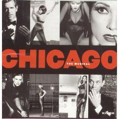 Chicago - The Musical musicals, cast record, play, reviv cast, broadway reviv, theatr, entertain, movi, chicago