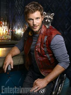 Chris Pratt, Guardians of the Galaxy | ''Playing Andy, I represented a person who sets the bar very low for themselves. But that's not ever ...