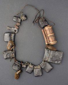 desert-dreamer:  Amhara, Ethiopia - amulet necklace