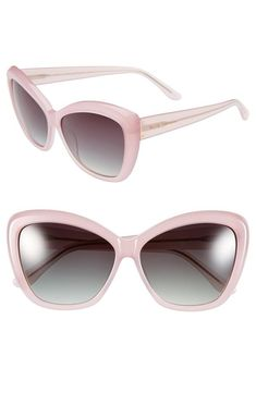 Hello, Pink Cat Eye Sunglasses