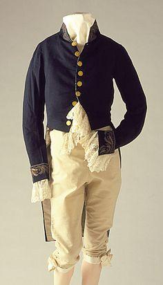 1830, costum, fashion, histor, cloth