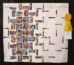 Unravelling #2 - by Judy Mercer Tescher by shecanquilt, via Flickr