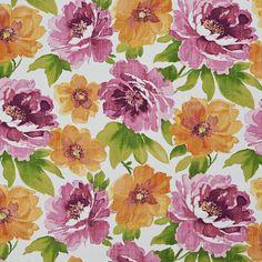Upholstery Fabric K3053 Maui Outdoor/Indoor, Marine Fabric, Tarp, Denim/Duck/Twill, Print