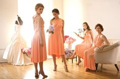 Fav at the moment...multi-wrap dress, that can be worn in so many ways. Summer dress or bridesmaids..doesn't matter.