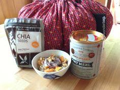 Protein Packed Steel Cut Oatmeal  #Wonderbag #Breakfast #Slowcooker #Crockpot