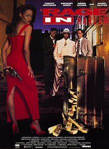 Picture This - Rage In Harlem (1991) - Based on Chester Himes novel - Directed by Bill Duke - Starring Forest Whitaker, Gregory Hines, Robin Givens, Zakes Mokae, Danny Glover, Badja Djola, John Toles-Bey + others