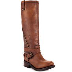 Tutor - Tan Leather  ZiGi Girl $214.99