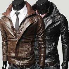 Premium Slim Fit Two Layered Jacket - men's fashion