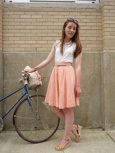 sorbet skirt