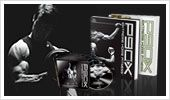 p90x is legit!  Best workout videos out there