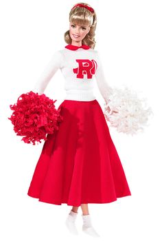 Sandy (school bonfire) Barbie - Grease