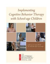 Implementing Cognitive Behavior Therapy with School-age Children That Stutter - Pinned by @PediaStaff – Please visit http://ht.ly/63sNt for all (hundreds of) our pediatric therapy pins
