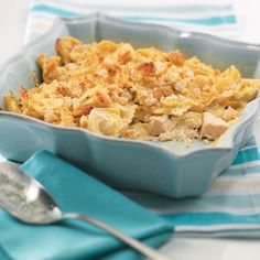 Chicken Artichoke Casserole