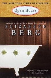 Open House by Elizabeth Berg - A quick read since the book is one of those that was really hard to put down. I don't hold the 'Oprah's Book Club' thing against the author.  :)