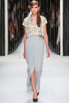 fashion weeks, 2013 readytowear, springsumm 2013, new york fashion, packham 2013, jenny packham, spring 2013, packham spring, jenni packham