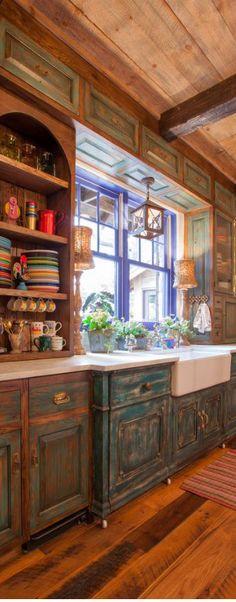 Key Residential | Farmhouse Kitchen