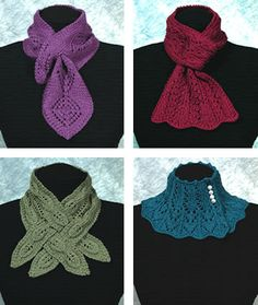 Fiddlesticks Knitting One-Ball Warmers Knitting Pattern