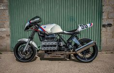 Via Facebook BMW Cafe Racers Still one of my favourites.... BSK Speedworks