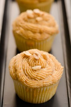 Peanut butter cookie dough frosting