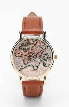 The world at your wrist