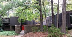 bernstein lawrence plastolux mcm mid century modern house home