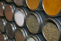 An instructables tutorial on the best spice storage solution ever!