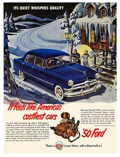1950 Ford Ad.