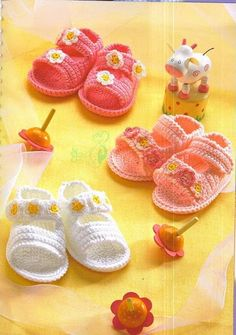 crochet baby shoes— just what I was looking for!!!