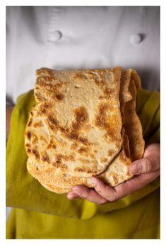 Lavash bread by El Oso con Botas blog
