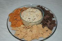 Reese's Peanut Butter Cookie Dough Dip