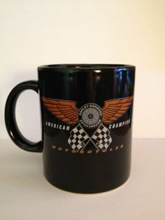 Harley Davidson Coffee Mug used vgcollectible $19.99  http://stores.ebay.com/NYC-Fitness-Family-and-Finds