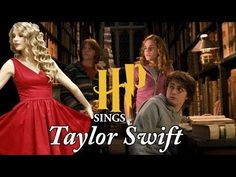"""There are no words for the awesomeness of this! """"Harry Potter"""" Characters Saying The Words To Taylor Swift's """"We Are Never Getting Back Together"""" Is Everything You Need"""