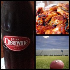 The perfect game day combination!