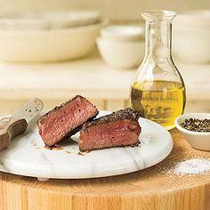 Cast Iron Skillet Recipes: Pan-Seared Filet Mignon