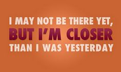 one day at a time!!