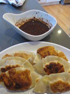 Vegan Korean Dumplings!