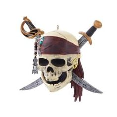 2013 DISNEY - PIRATES OF THE CARIBBEAN | Hallmark Ornaments
