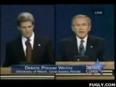 61+ Bloopers of George W. Bush: The perfect idiot-president for a 9/11!